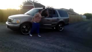 Odessa tx south side deablo hood niggas fighttin