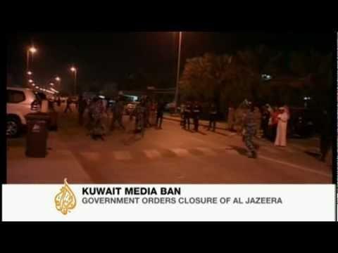 Kuwait shuts down Al Jazeera office