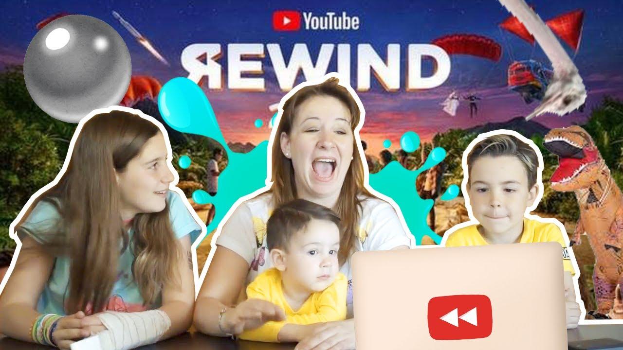 Mejores Momentos Rewind 2018 Los Familukis Youtube