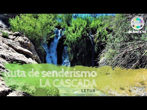 Ruta De Senderismo La Cascada • Letur