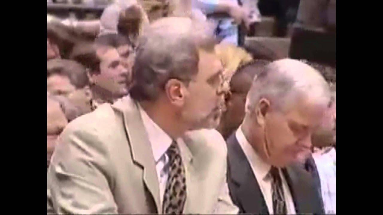 Keith Van Horn 18 points vs Chicago Bulls April 29 1998