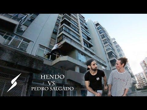HENDO VS PEDRO SALGADO   Hendo Speed Challenge Ep3