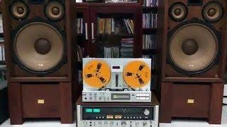 кОМПЛЕКТ винтажной HI-FI аудиоаппаратуры - Akai, Pioneer, Sansui