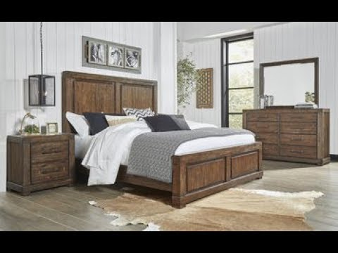 henna panel bedroom set by samuel lawrence furniture - Samuel Lawrence Furniture