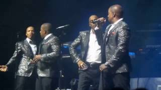 new edition this one s for me and you tour kcmo silverstein arena 07 19 16