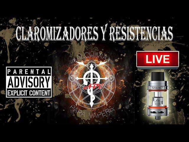 APV 207. CLAROMIZADORES, RESISTENCIAS COMERCIALES y RESISTENCIAS REPARABLES