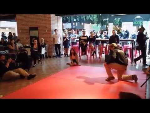 UTS Hiphop Society - Jumbunna Day 2014