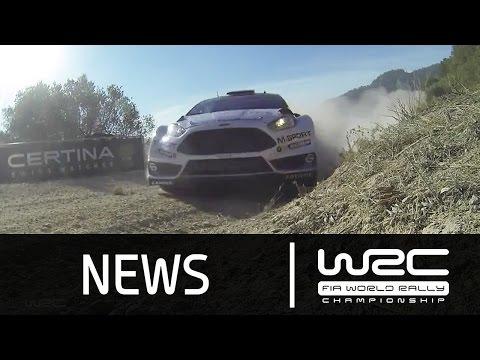 WRC - RallyRACC - Rally De España 2015: Stages 1-5
