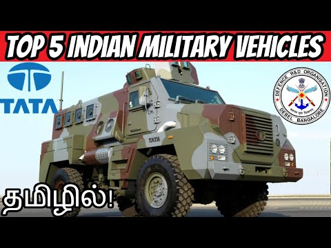 [NEW] Indian MADE⭐ Military Vehicles in Tamil 🔥 Army Special| TATA Ashok Leyland Mahindra war truck