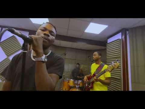 Naira Marley Rehearsal Session With Alternate Sound