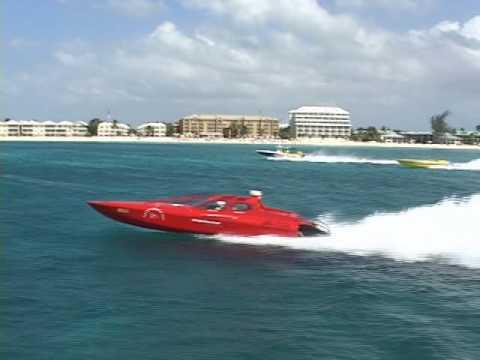 2010 Million Dollar Run Cayman - Offshore