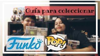 Guía para coleccionar Funko Pop