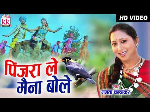 Mamta Chandrakar | Cg Song | Pinjra Le Maina Bole | Chhattisgarhi Geet | HD VIDEO 2021 | AVM STUDIO
