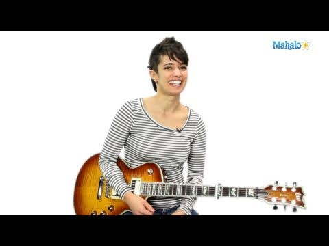 How to Play a C# Chord on Guitar - YouTube
