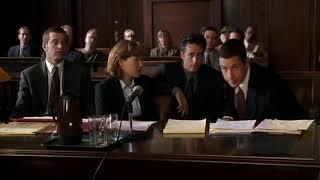 Момент из фильма «Большой папа» -  Судебное заседание, трогательный момент