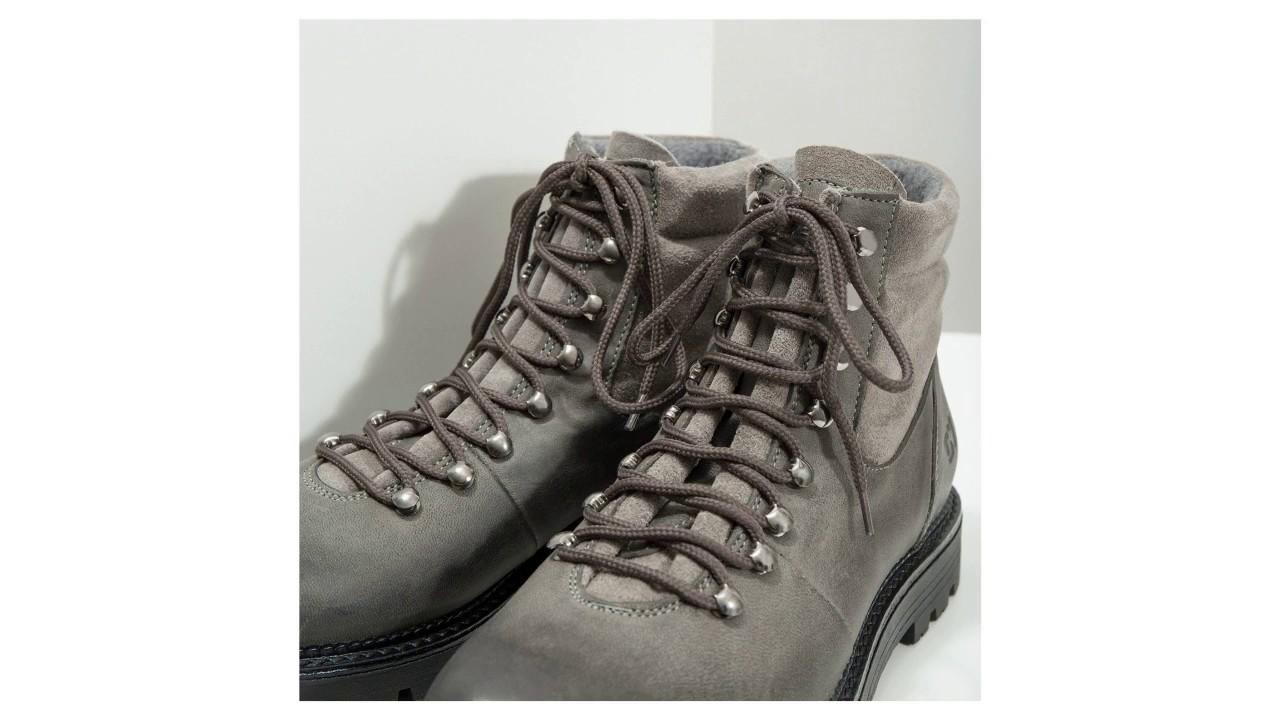 Kotníčková dámská kožená obuv Baťa - YouTube 80f66344e6