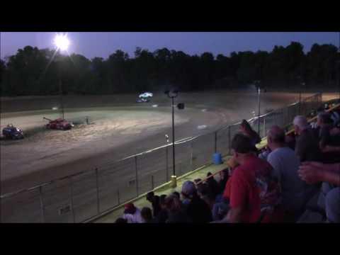 Butler Motor Speedway FWD Heat #1 8/6/16