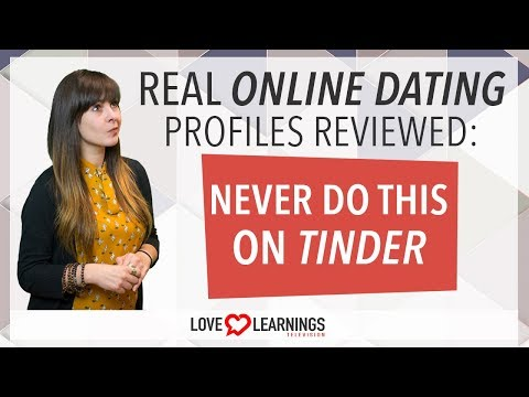 This is the best online dating review available. Do's and don't on pictures profile and sex from YouTube · Duration:  11 minutes 50 seconds