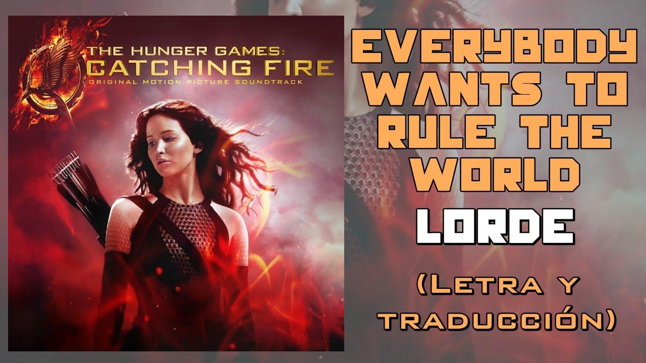Everybody wants to rule the world - Lorde (Letra y traducción ...