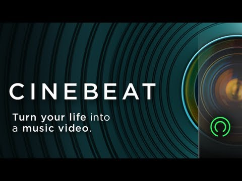 CineBeat | CineBeat App - Turn your life into a music video