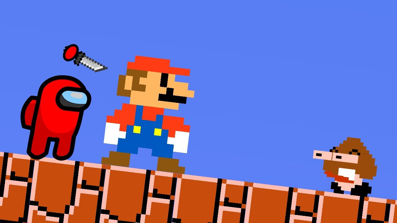 Mario Bros : The impostor (Animation)