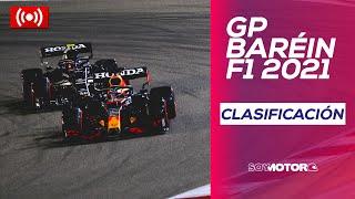 GP Baréin F1 2021 - Clasificación completa | SoyMotor.com