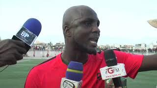 """Match Rappeurs vs Mbalaxmen-Abba : """"je vais marquer un doublé"""""""