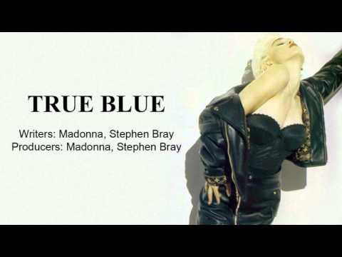 True Blue - Instrumental