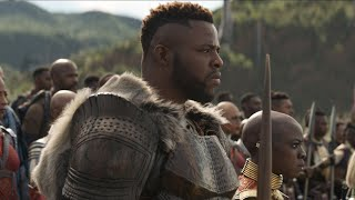 Marvel's BLACK PANTHER Blu-Ray Featurette