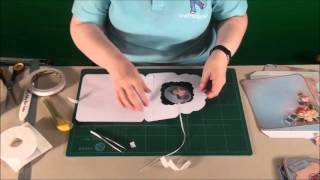 Cup Tv Episode 155 - Mary Macbean Makes A Pendant Card Kit