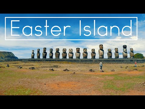 Travel Easter Island - Scenic Views