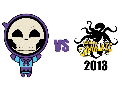 Skeletor Conquers Comikaze Expo 2013