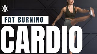 Fat Burning HIIT Cardio Workout // No Equipment