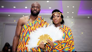 Ghana wedding - Vince and Doreen pt1
