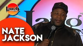 Nate Jackson Church Lady Laugh Factory Las Vegas Stand Up Comedy
