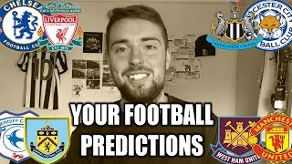 YOUR FOOTBALL PREDICTIONS #GW7