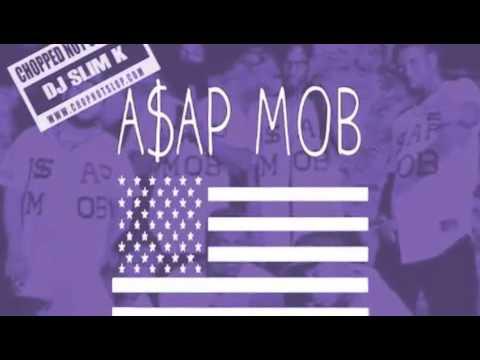 ASAP Ferg - Choppas On Deck (Slim K Chopped Not Slopped Remix) (DL Inside)