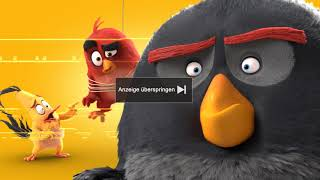 ANGRY BIRDS 2 - DER FILM - Skip Button - AB 19. SEPTEMBER IM KINO