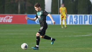 Видеообзор матча Краснодар Ю Кундуспор U 19 Турция