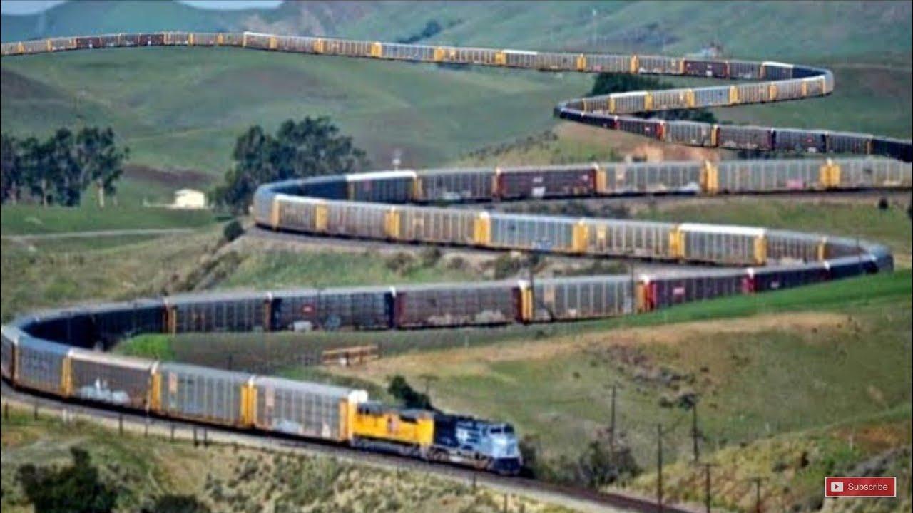 Top Longest Train in the world-Duniya ki sabse Lambi Train