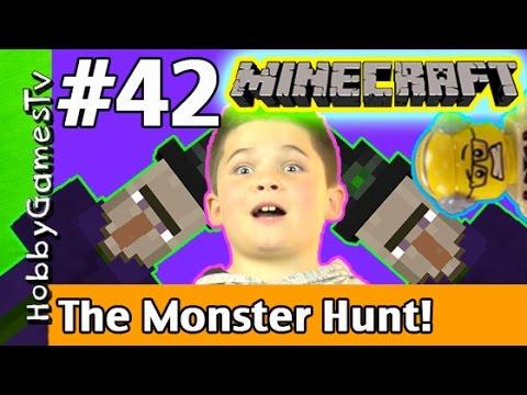 Minecraft Floyd #42 The Witch Hunt! Xbox 360 Gameplay HobbyKids + Lego Floyd HobbyGamesTV