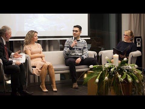 Szymon Sammoun o Polsce i Syrii - Koncert charytatywny Kolędy dla Aleppo 2019