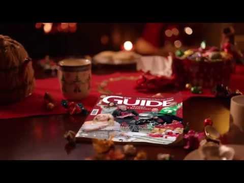 Christmas RTÉ Guide TV Ad