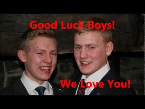 Boys Farewell Slideshow