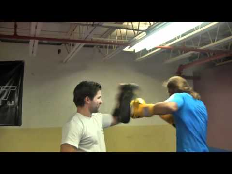 Michael Manna Goes MMA Training