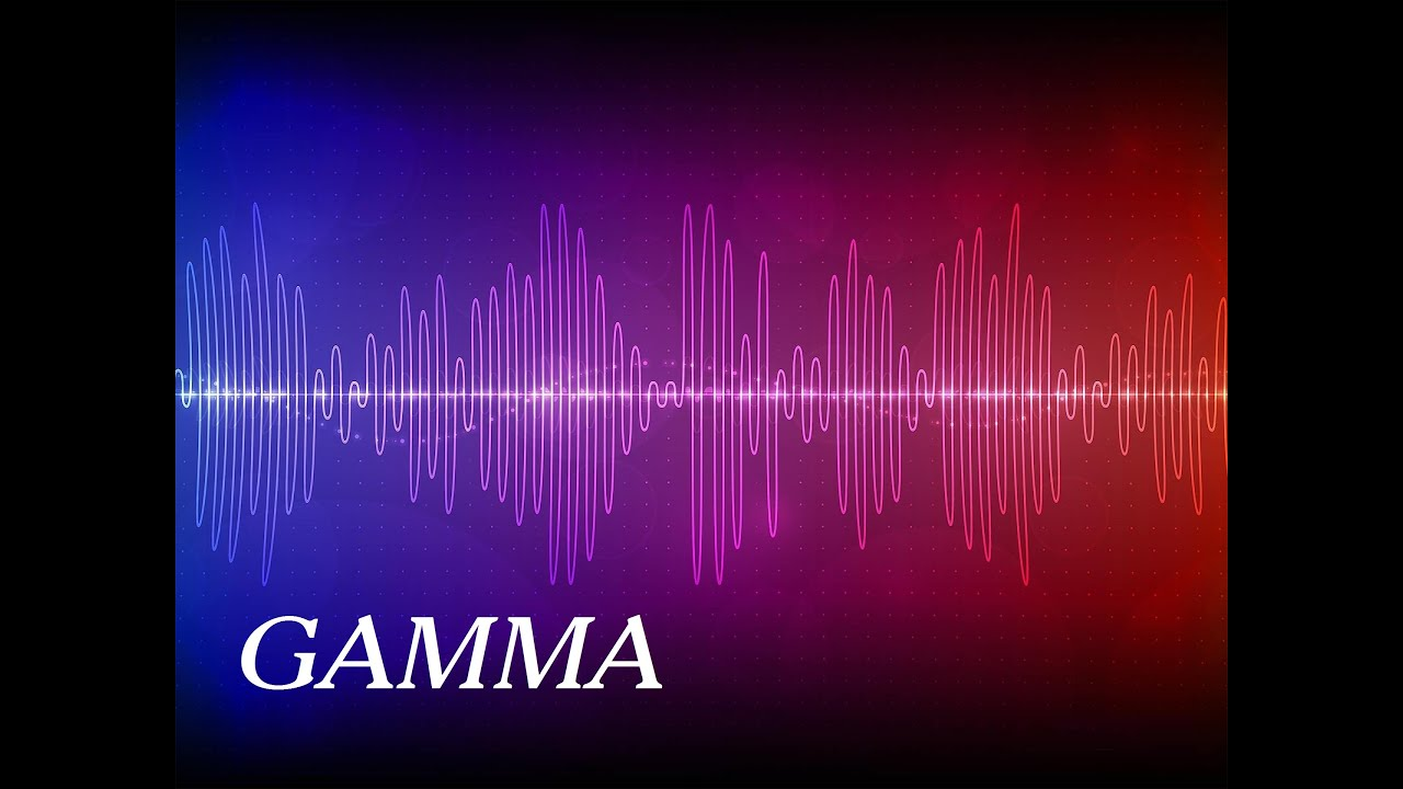 how to detect gamma waves