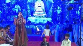 Aarti Sharma Bhajan - Kirtan Ki Hai Raat Baba Aaj Thane Aano Hai