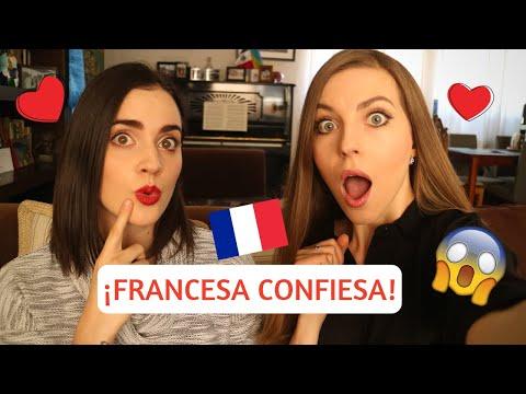 ¿HOMBRES FRANCESES O MEXICANOS? 🤔  FRANCESA CONFIESA ✦ IRYNA FEDCHENKO