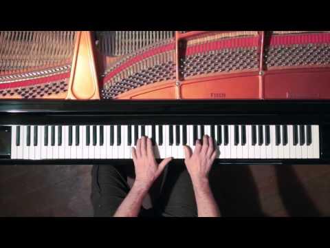 Mozart Fantasia in D minor - P. Barton, FEURICH piano