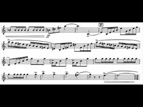 Malcolm Arnold - Fantasy for Trumpet, Op. 100